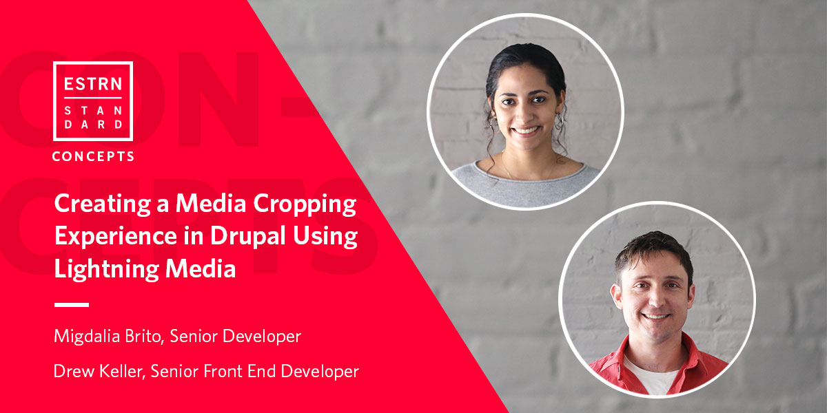 Creating a Media Cropping Experience in Drupal Using